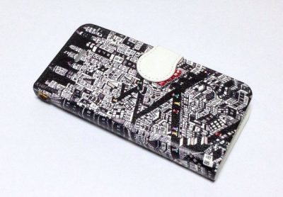 SOLD  |  SMART PHONE CASE  |  CITY | otanitaro.com | #Minne #mode