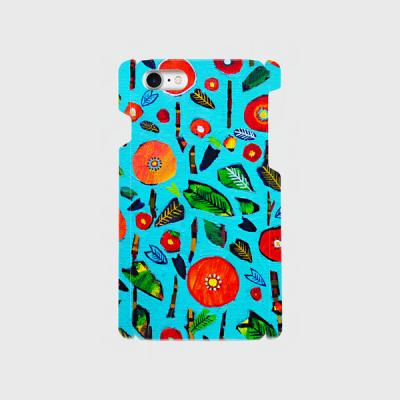 SOLD!!  smartphone case/camellia  otanitaro.com  Creema