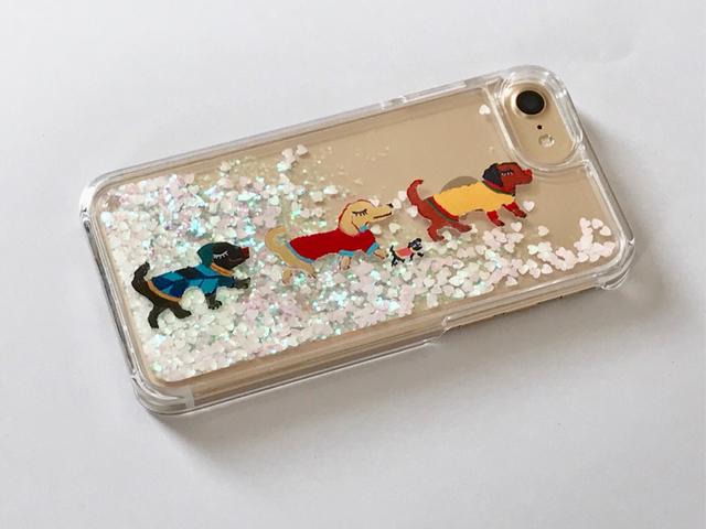 SOLD!!  smartphone case/Dogs  otanitaro.com  #Minne #iPhone