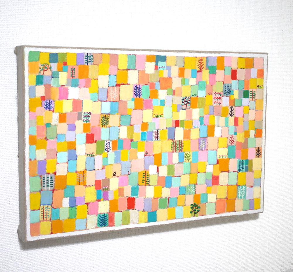 SOLD | Morning colour | Oil x canvas  40 x 60 cm  | Kyuryudo  | TOKYO