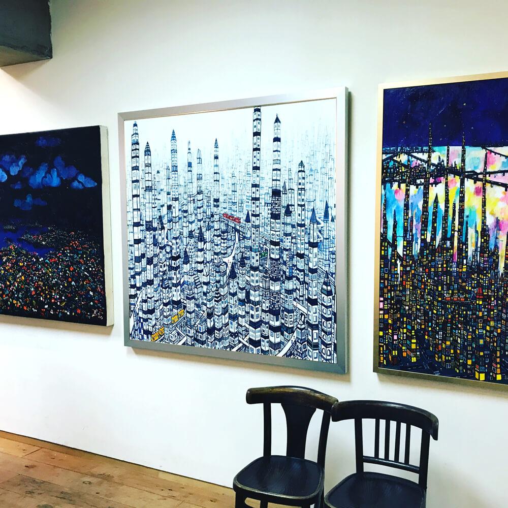 NEW | NEUE WERKE | otanitaro.com #contemporaryart