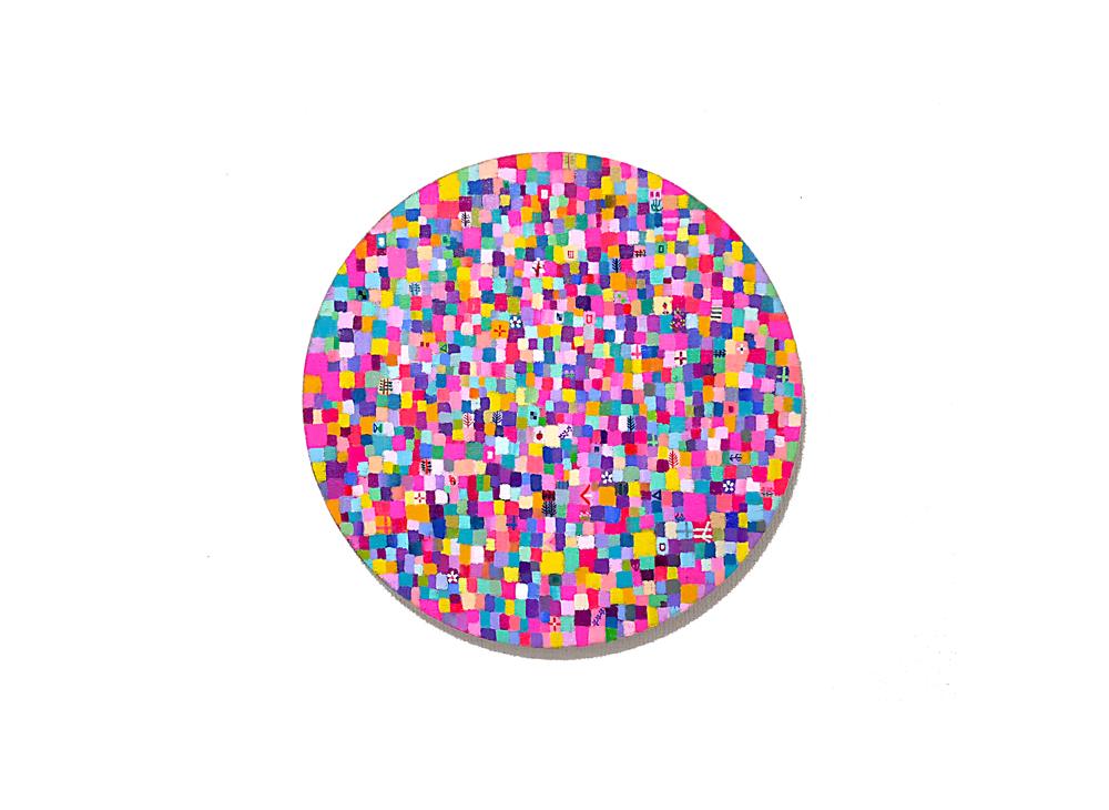 COMING SOON | SPRING COLOUR | 41 cm | oil x canvas | 2019 | #contemporaryArt