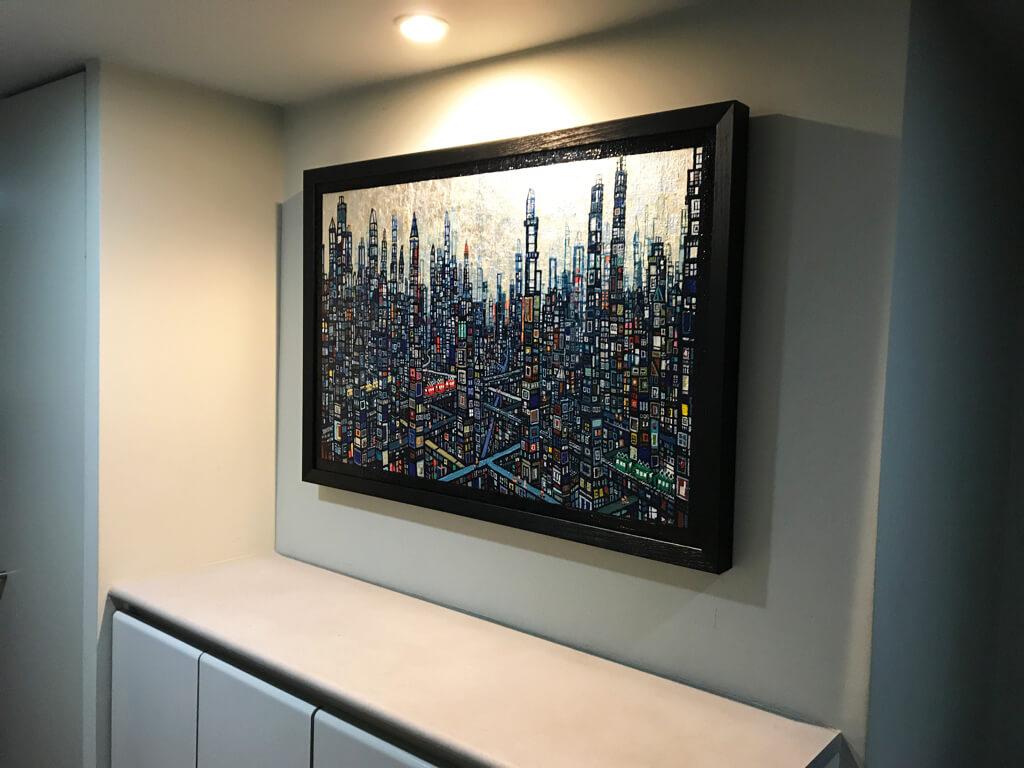 New | Collectors Room | 2019 | OTANITARO.COM  # HP #art