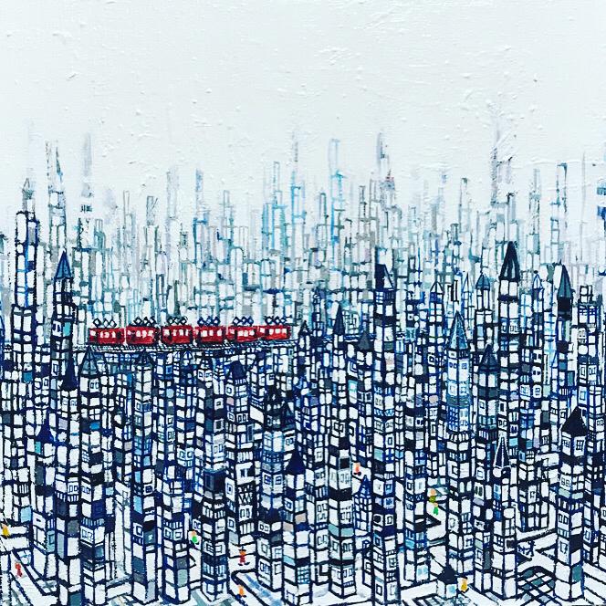 Works | 38 x 45cm | 2020 | Next Exhibition | 3331 Art Fair 2020 | Tokyo | 18.03-22.03.2020