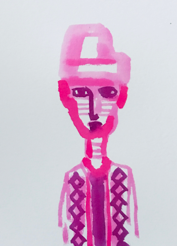NEW | watercolour x paper | 21 x 17 cm | 2020   #contemporaryart