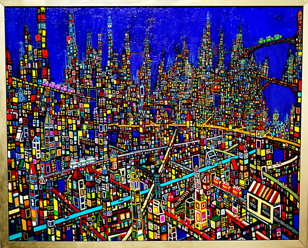NEW GALLERY | art scouter | TOKYO |  2020 | KYURYUDO | JAPAN #contemporaryart