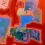Works | 53 x 41 cm | oil x wood panel | 2020 | #contemporaryArt