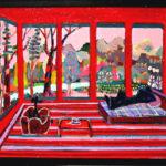 ON SALE | LIVING ROOM | 38 x 45 cm | kyuryudo | TOKYO |  2020 | JAPAN #contemporaryart