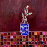 Works | 50 x 72 cm | oil x woodpanel | 2021 #contemporaryArt