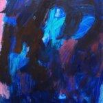 WORKS | 45x38cm | oil x woodpanel | 2021 #contemporaryArt