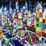 WORKS | 72x91cm | oil x canvas | 2021 #landscape